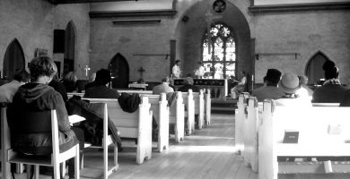 Worship Services at St. George